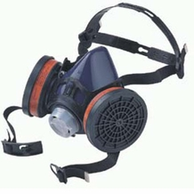 Willson/ Dalloz Safety Premier 6100 Half Face Respirator cartridges sold separately