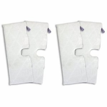 Shark XLT3501 Micro-Fiber Steam Mop Pad for S3501, 2pk