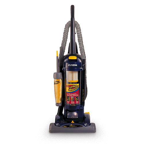 Eureka 5848av Boss Spin Duster Litespeed Bagless Upright