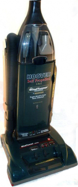 Hoover U6445 Self Propelled Windtunnel Upright Vacuum