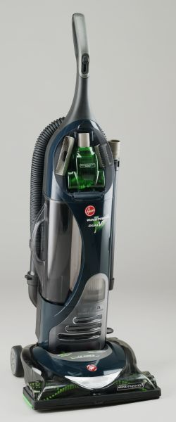 Hoover U8144 900 Windtunnel Dual V Bagless Upright Hepa Vacuum