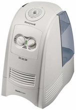 Honeywell HWM330 3 Gl. QuickSteam Warm Mist Humidifier