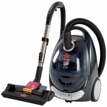 Bissell 66T6 Pet Hair Eraser Cyclonic Canister Vacuum