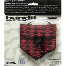 Respro Bandit Scarf Diamond Red