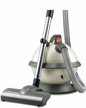 Hoover S3341 Constellation Canister Vacuum Cleaner