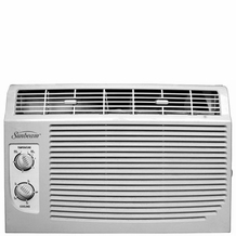 Sunbeam 5000 BTU Window Air Conditioner