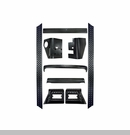 9 Piece Full Body Armor Kit for Jeep TJ (1997-2006)
