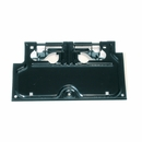 License Plate Bracket for Jeep Wrangler YJ (1987-1995), Black
