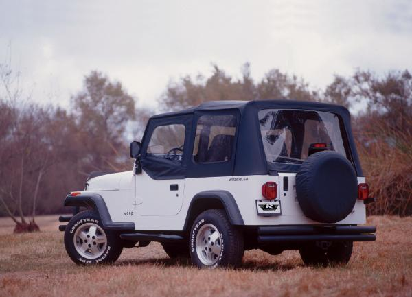 how to clean wrangler soft top windows