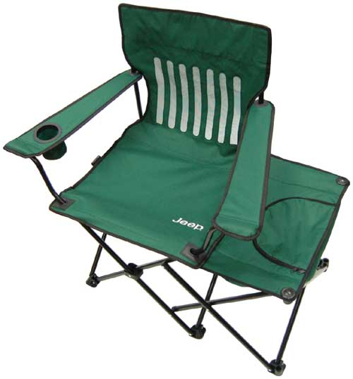 All Things Jeep Jeep Folding Camping Chair With Cooler