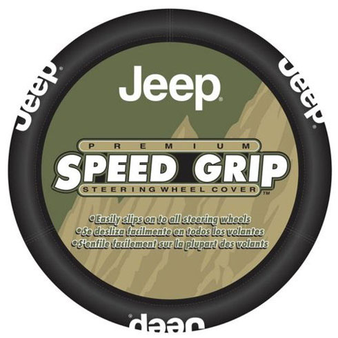 Jeep Interest Rates >> All Things Jeep - Jeep Speed Grip Steering Wheel Cover