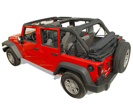 All Things Jeep Window Roll For Jeep Wrangler Jk 4 Door