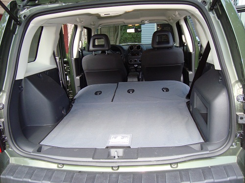 All Things Jeep Jeep Patriot 2009 2017 Canvasback Cargo