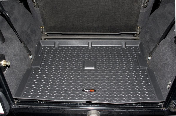 All Things Jeep All Terrain Black Cargo Liner For Jeep