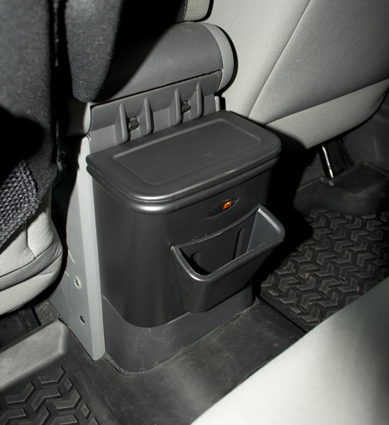 All Things Jeep Rear Seat Organizer By Rugged Ridge For