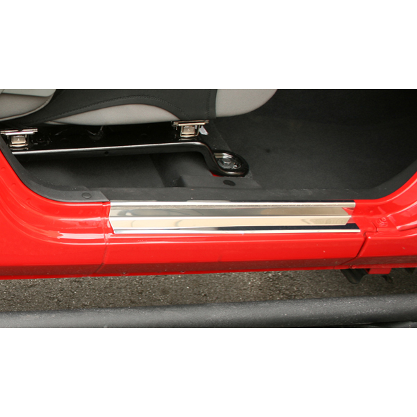All Things Jeep Entry Guard Pair For Jeep Wrangler 2