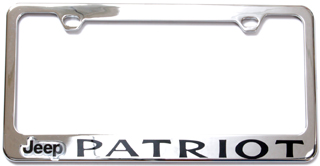 all things jeep license plate frame jeep patriot logo. Cars Review. Best American Auto & Cars Review