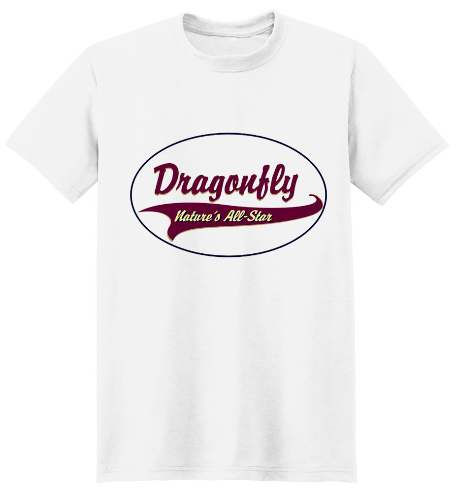 Dragonfly T-Shirt - Breed of Champions