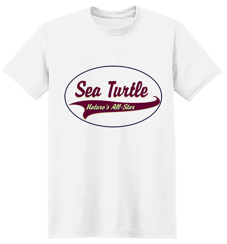 Sea Turtle T-Shirt - Breed of Champions
