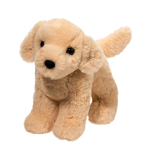 Yellow Lab Plush Stuffed Animal