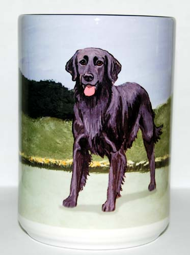 Flat-Coated Retriever Coffee Mug