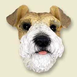 Wire Fox Terrier Magnet
