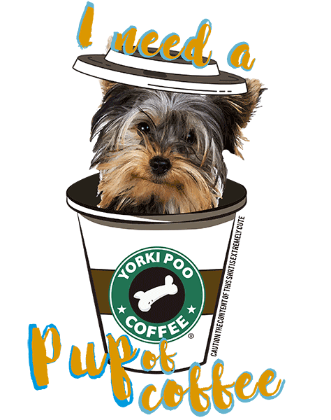 Yorkipoo T Shirt - Coffee Mug