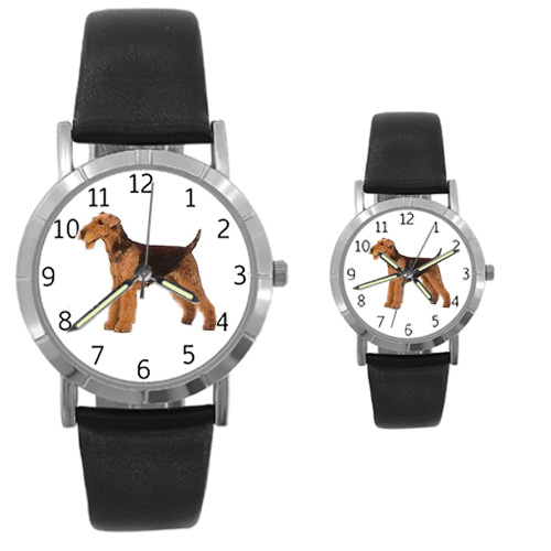 Airedale Terrier Watch