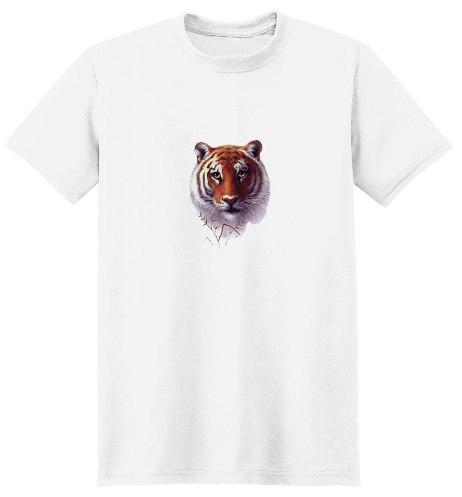 Tiger T-Shirt - Majestic
