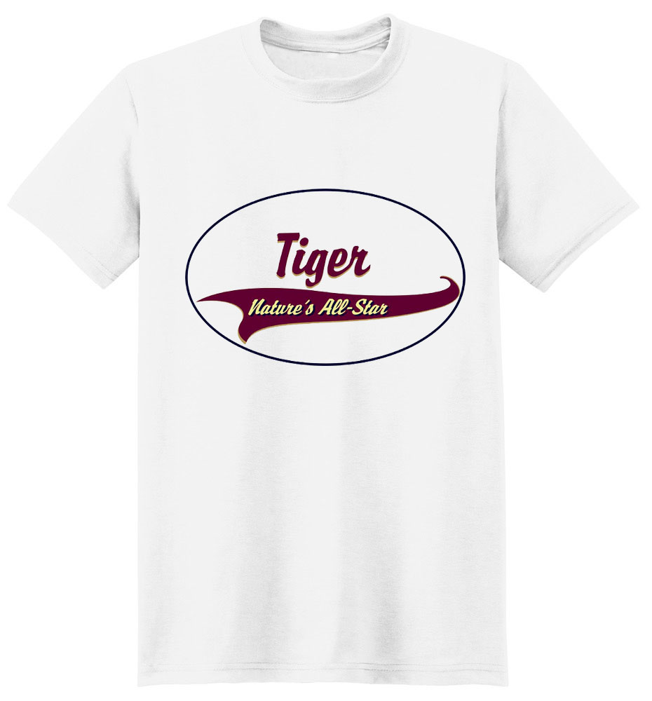 Tiger T-Shirt - Breed of Champions