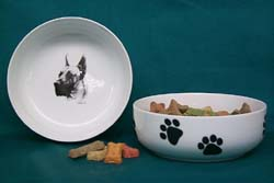 Great Dane Dog Bowl