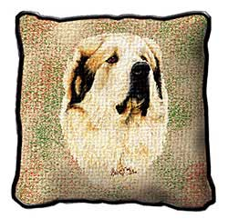Great Pyrenees Pillow