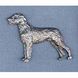 Irish Wolfhound Pin