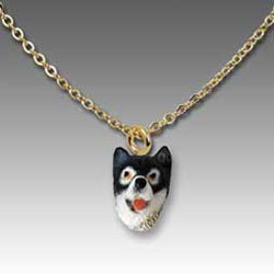 Alaskan Malamute Necklace