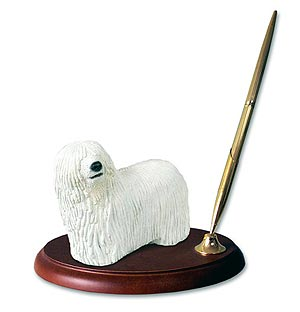 Komondor Pen Holder
