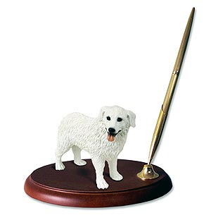 Kuvasz Pen Holder