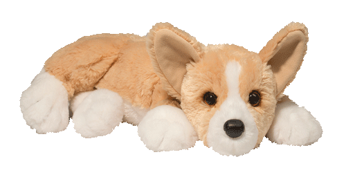 Rudy Corgi 13� Stuffed Plush Animal