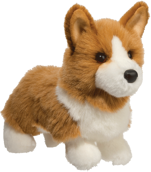 Louie Corgi 10� Stuffed Plush Animal