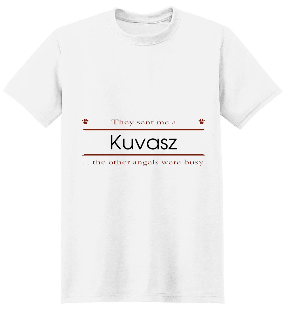Kuvasz T-Shirt - Other Angels