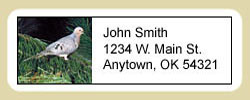 Dove Address Labels