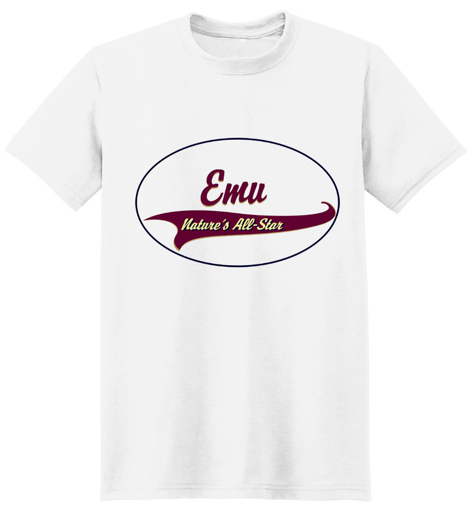 Emu T-Shirt - Breed of Champions