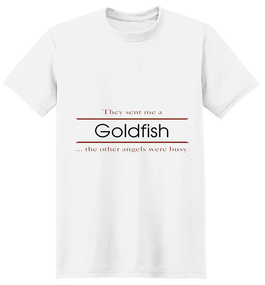 Goldfish T-Shirt - Other Angels