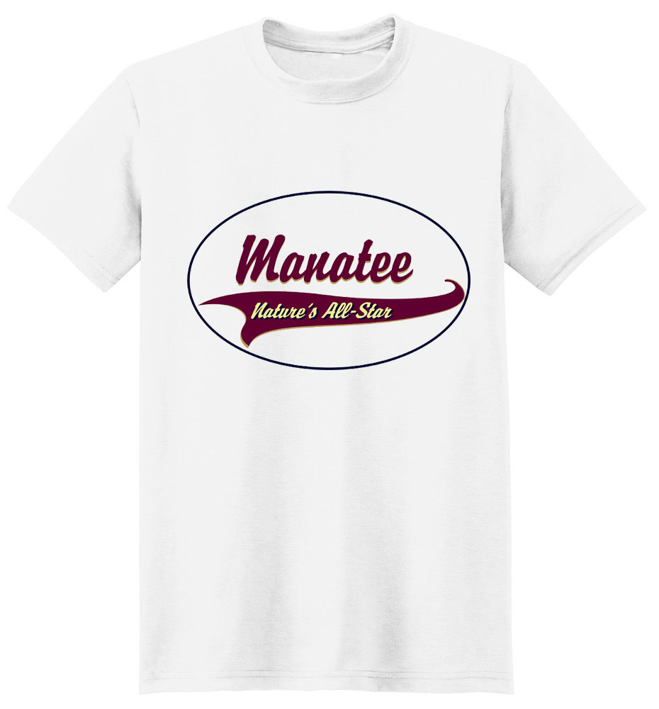 Manatee T-Shirt - Breed of Champions