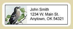 Mockingbird Address Labels