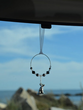 Black Lab Car Charm - Sun Catcher