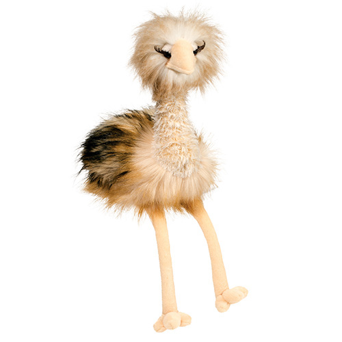 Ostrich Plush Stuffed Animal
