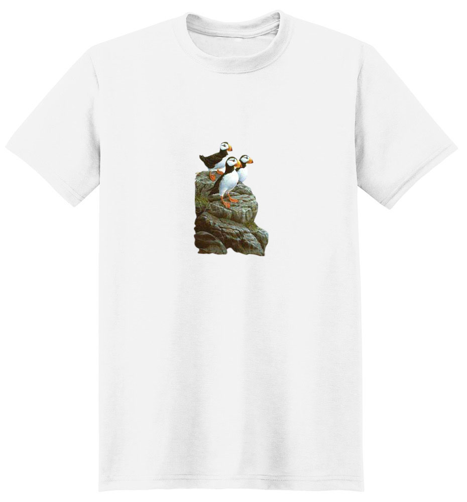 Puffin T-Shirt - Lovable