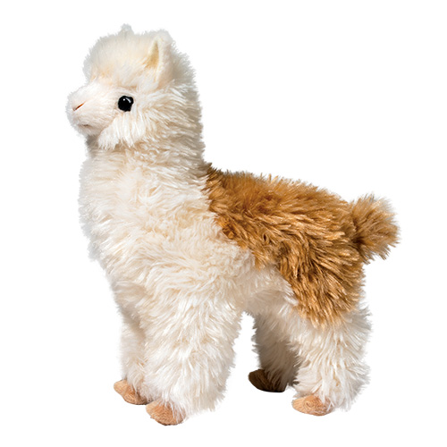 Alpaca Plush Stuffed Animal