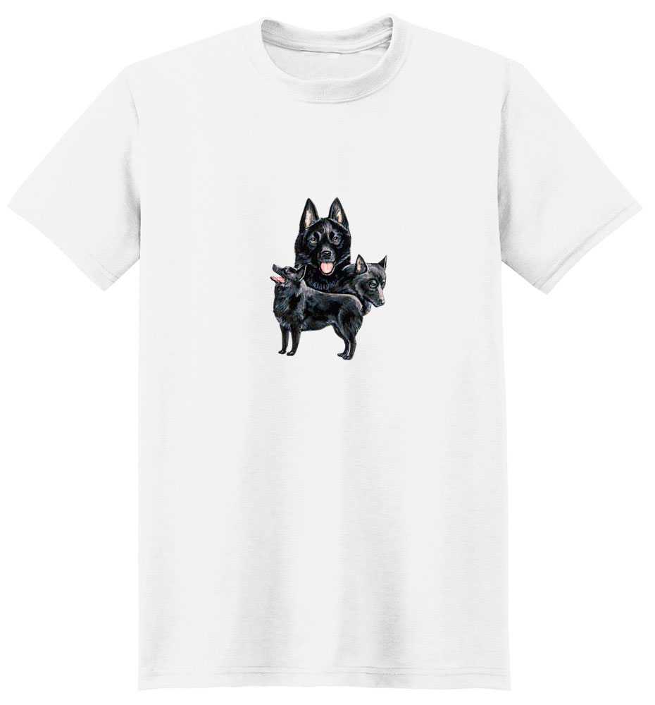 Schipperke T-Shirt - Best Friends