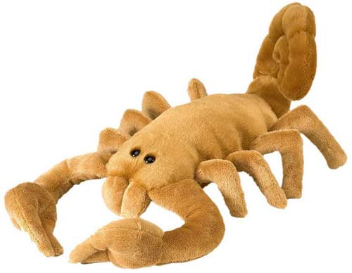 Desert Scorpion Plush Stuffed Animal 12